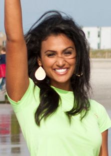Nina Davuluri, Miss America of 2013, was the victim of internet racism after she was crowned.